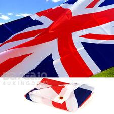 5 X 3ft Union Jack Flag Large Great Britain British Sport Olympics Fifa2018