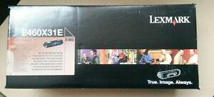 Lexmark E460X31E Toner für E 460 OVP