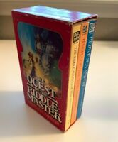 The Quest of the Riddle Master Boxed Set 3 Book McKillip Vintage Missing Covers