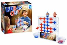 BREAK OUT STRATEGY GAME BE THE FIRST TO ESCAPE! AGE 6+ YEARS BRAND NEW MEGABLEU