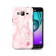 Cover e custodie plastici rosi modello Per Samsung Galaxy J5 per cellulari e palmari