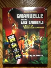 Emanuelle and the Last Cannibals (Blu-Ray & CD) Limited Edition Of 3,000 W/ Slip