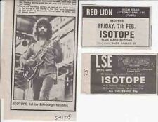 ISOTOPE : CUTTINGS COLLECTION -1975-