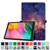 For Samsung Galaxy Tab A 10.1'' SM-T580 T510 T515 Folio Case Leather Stand Cover
