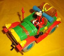 PIPPO IN AUTO - Gadget Action Figure Disney (Goofy) (Automobile)