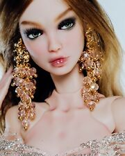 jewelry (earrings) for doll Integrity Toys, Tender Creation (1/6, 1/4, 1/3)
