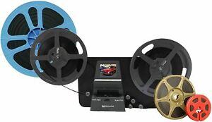 Wolverine 8mm & Super 8 Reels to Digital MovieMaker Pro Film Digitizer, Film Sca