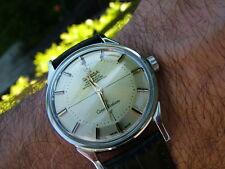 Stunning 1962 Omega Constellation Pie Pan Automatic Swiss 35mm Watch WARRANTY