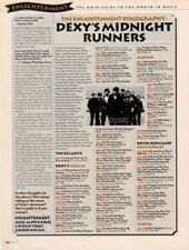 Dexy's Midnight Runners Kevin Rowland Discography