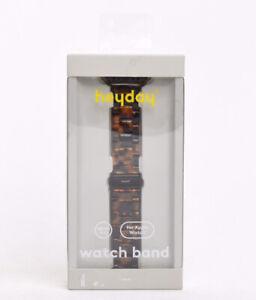Heyday Apple Watch Band - 38mm/40mm - Tort Brown