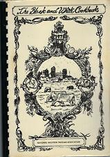 NATIONAL HOLSTEIN FRIESIAN ASSN 1978 CATTLEMEN'S WIVES COOK BOOK * BLACK & WHITE