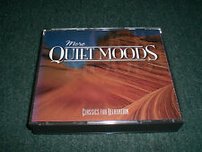 More Quiet Moods~Time Life 3 CD 29 Tracks Relaxing~Over 3 Hours~FAST SHIPPING!!!