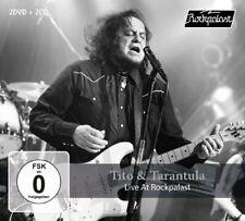 TITO & TARANTULA - Live At Rockpalast - 2 CD + 2 DVD Boxset MadeInGermany