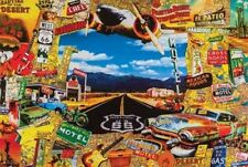 ALONG THE ROUTE 66 SCENIC NOSTALGIA poster 36x24 new free shipping