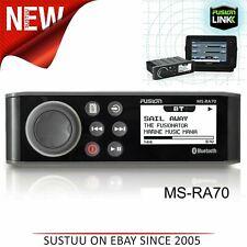 Fusion MSRA70 Bluetooth Marine Entertainment System