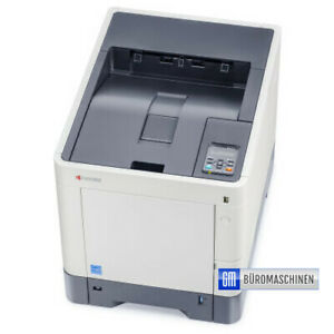 Kyocera Ecosys P6130cdn Farb Drucker DUPLEX LAN ca 17.000 Seiten gedruckt