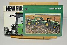 1988 John Deere Tractor Sales Brochures