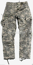 NEW Made in USA ARMY ACU COMBAT MILITARY PANTS UNIFORM L/S LARGE SHORT DIGITAL
