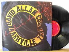 """12"""" LP - DAVID ALLEN COE - Darlin, Darlin - US Columbia 1985"""