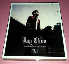 JAY CHOU 周杰倫 ZHOU JIE LUN : 11月的蕭邦 CD + VCD (2005)