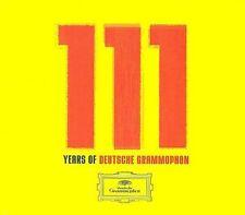 111 Years of Deutsche Grammophon: 111 Classic Tracks, New Music
