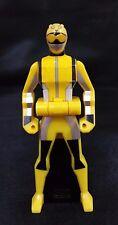 Yellow Power Ranger key Buster Yoko Usami Tokumei Sentai Go-Busters Bandai