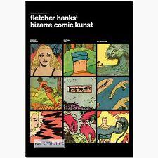 Perle della storia di fumetti 3 OFAS Fletcher di Hank bizzarre COMIC ARTE GOLDEN era