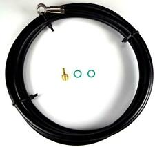 BRAKE HOSE KIT - FOR HAYES; STROKER, DOMINION, PRIME (SEE FITMENT) - 2 METERS