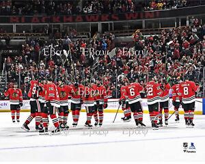Chicago Blackhawks 8X10 Photo Reprint
