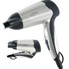 Compact Powerful Hair Dryer Fold Handle Travel Luggage 1200W Quick Dry Hair Care