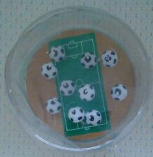 Celebration Candle Picks - Soccer Ball Candles!!! Set of 10. ***NEW***.