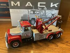 """First Gear Mack-R-Model Tow Truck """"Ernest Holmes"""" 1/34 Scale"""