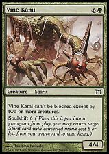 Vine Kami FOIL EX PLAYED Champions Of Kamigawa MTG Magic Cards Green Common