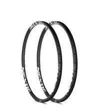 "Stock Premium Lite 27mm Width Carbon Fiber 29"" MTB Clincher Rim Tubeless 1PAIR"