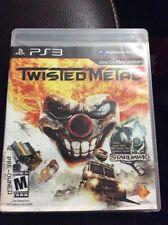 Twisted Metal (PlayStation 3)