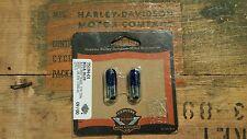 Harley Davidson Blue Light  Bulb Bayonet Base style Panhead 12V .20A 75194-01