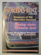 MERCEDES BENZ Magazine Brochure - Issue 112 from 2000