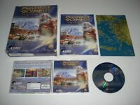 Master of Olympus : ZEUS Pc Cd Rom Original BIG BOX - FAST , SECURE POST