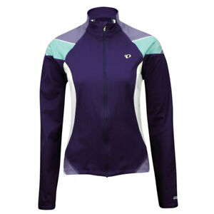 PEARL IZUMI Women's Elite Softshell 180 Jacket / PURPLE / SMALL / $180