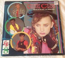 Culture Club Colour By Numbers Vinyl LP
