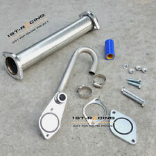 For Ford Powerstroke 6.0L EGR Delete Valve Cooler Bypass Delete Kit Turbo Repair