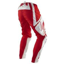 Fox Racing Adult 360 Honda Off Road MX Pants Red White Size 36