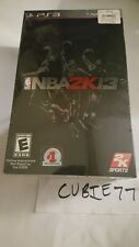 NBA 2K13 Dynasty Edition (Sony PlayStation 3, 2012) PS3 NEW Basketball Included