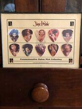 Jimi Hendrix Guitar Pick Set