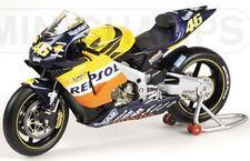 MINICHAMPS 027146 1st Issue Honda RC211V diecast bike REPSOL Rossi MotoGP 1:12th