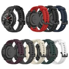 For Huami Amazfit T-Rex Watch Sports Silicone Strap Replacement Wrist Band Belt