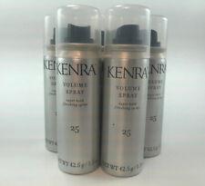 Kenra Volume Spray SUPER HOLD FINISHING SPRAY 1.5 oz Each (302) Lot Of 5