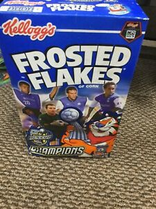 Frosted Corn Flakes MLS 2001 Champions 25oz