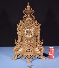 Gothic Antique Clocks For Sale Ebay