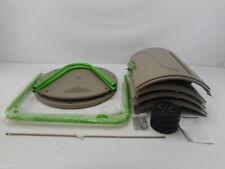 Redmon 8010 - Green Culture Compost Tumbler, 37 Gallon, Gray